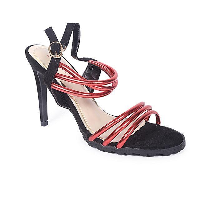 High Heel Moochie Ladies Sandal82553a52 3KTF1clJ