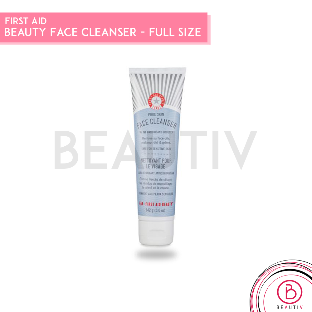 First Aid Beauty Face Cleanser Full Size