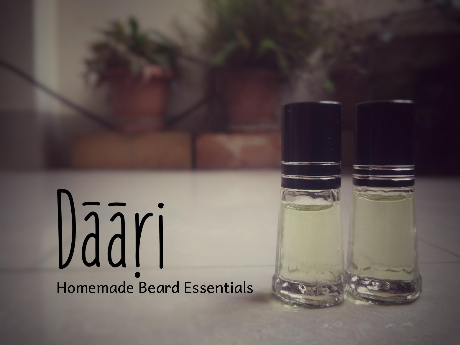 Daari - 'Musky Mint' Beard Oil