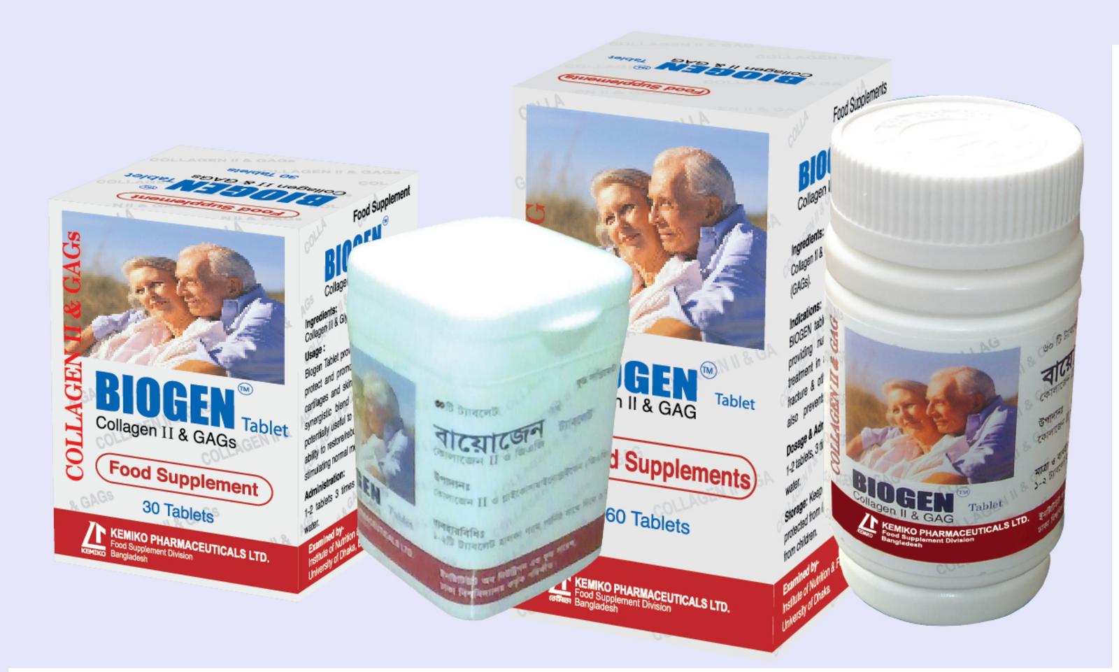 Biogen Tablet
