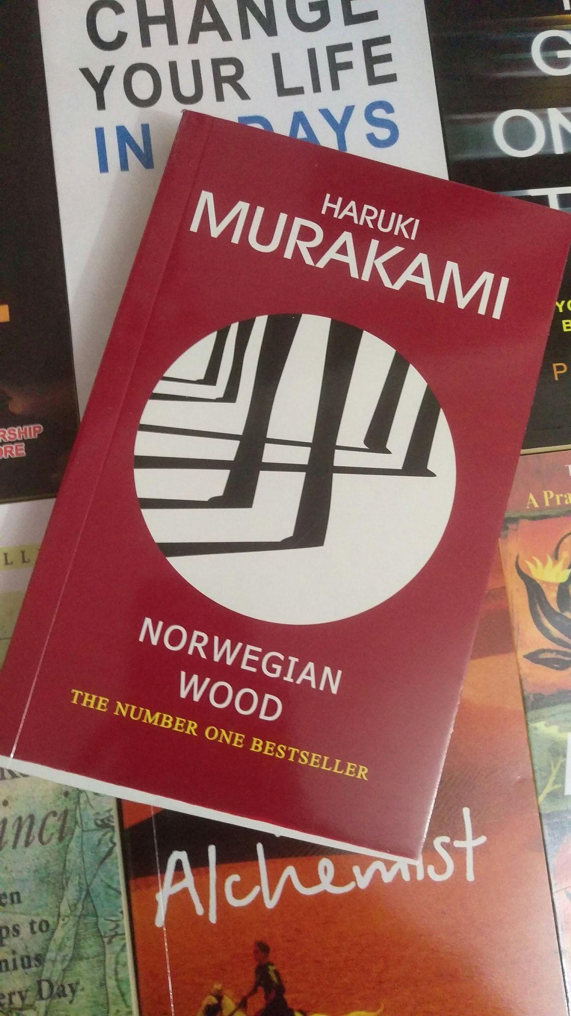 Norwegian Wood by Haruki Mukarami