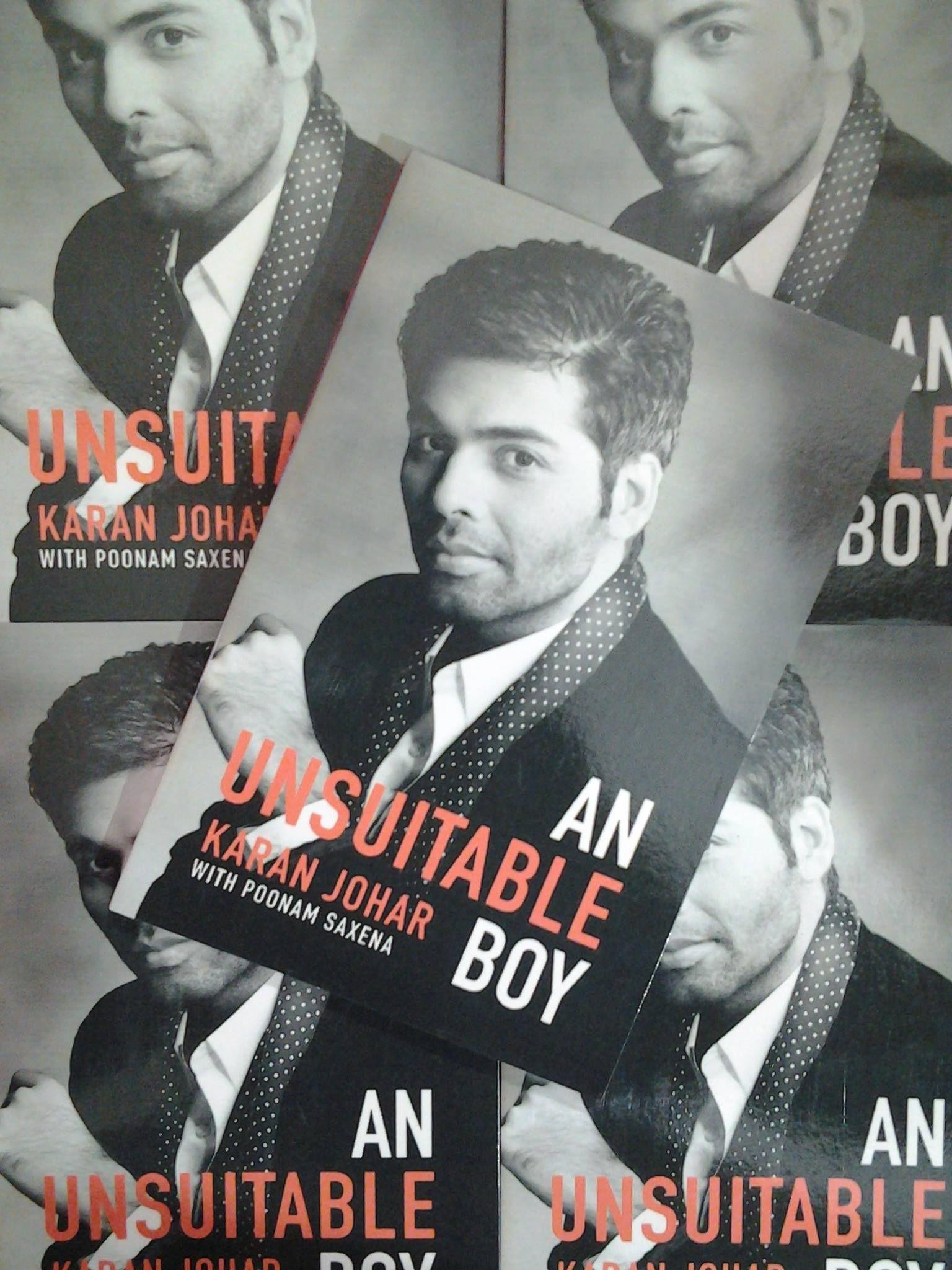 The Unsuitable Boy