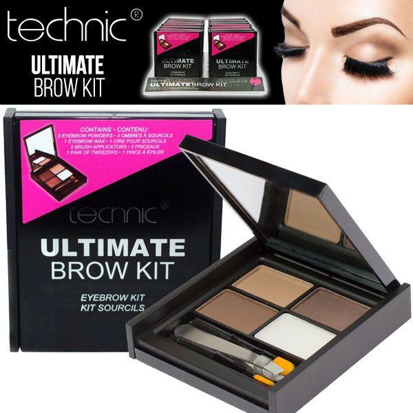Technic Eyebrow Kit