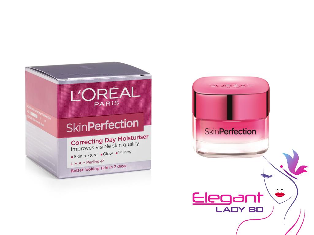 Loreal Paris Skin Perfection Correcting Day Face Cream Bd