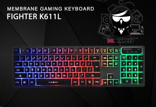4b7da735af3 Fantech K611L Gaming keyboard