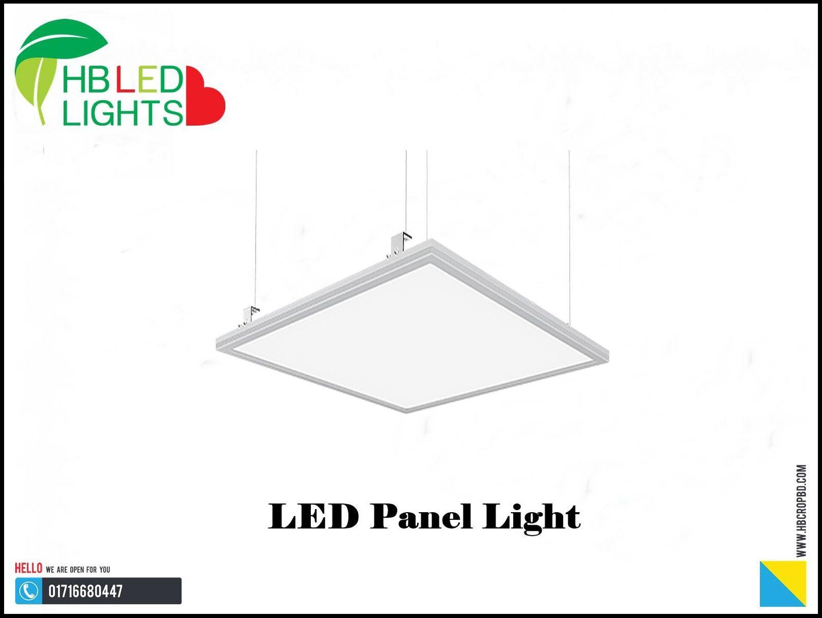 LED 2x2 panel light